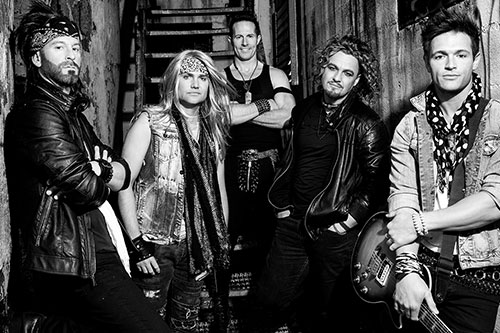 Their mission: To play a full-length, high-energy, rock show of the most recognizable hits of the 1980's.
