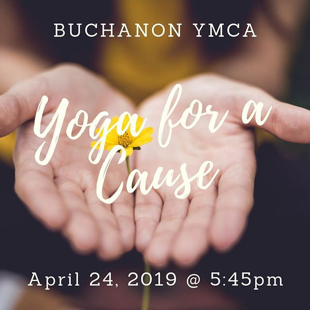 Yoga for a great cause!  Join me next Wednesday, April 24 at 5:45pm at the Buchanon YMCA in San Francisco for a donation-based yoga class. 🌼 All proceeds will go to the YMCA annual giving campaign, which provides financial assistance to the youth, teens and adults who participate in many of the wonderful YMCA programs. 🌼 AND as an added bonus... anyone who donates $20+ will get an essential oil blend made by yours truly :) Hope to see you there! 🌼 PS - You don't need to be a YMCA member to attend! (just plan to arrive a few minutes early to sign a liability form at the front desk)
