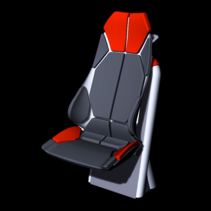 KAAMA Suspension Seat Concept1