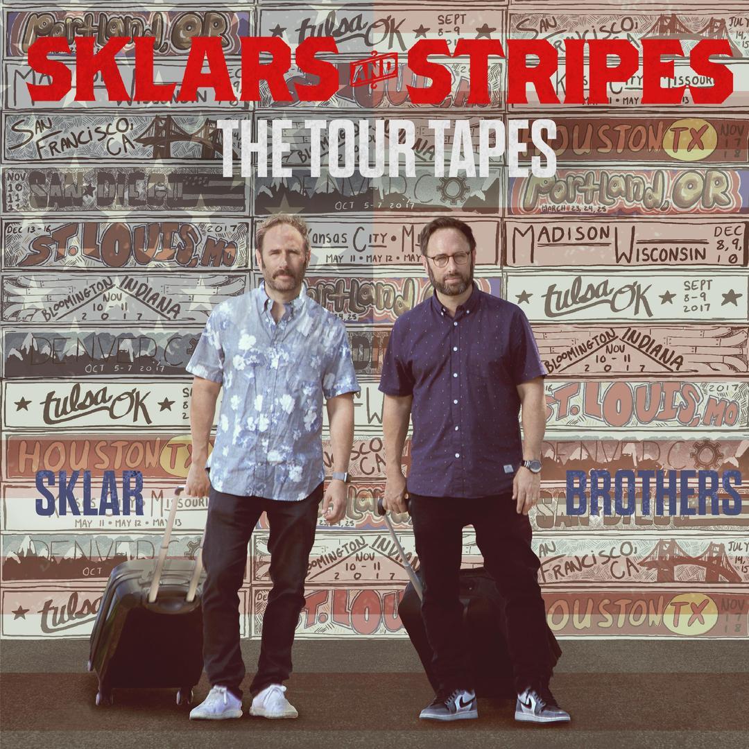 BMA146 - Sklar Brothers - Sklars and Stripes.jpg