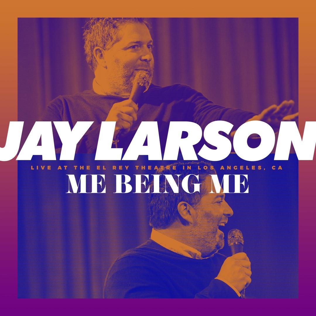 BMA143 - Jay Larson - Me Being Me.jpg