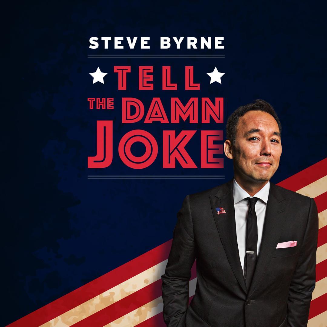 BMA136 - Steve Byrne - Tell The Damn Joke.jpg
