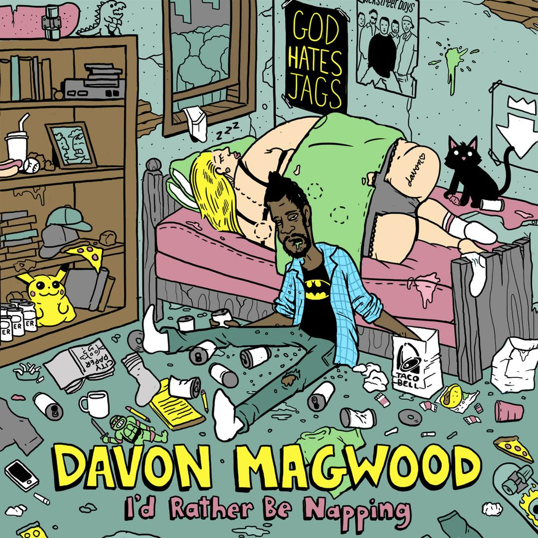 BMA113.1 - Davon Magwood - I'd Rather Be Napping.jpg