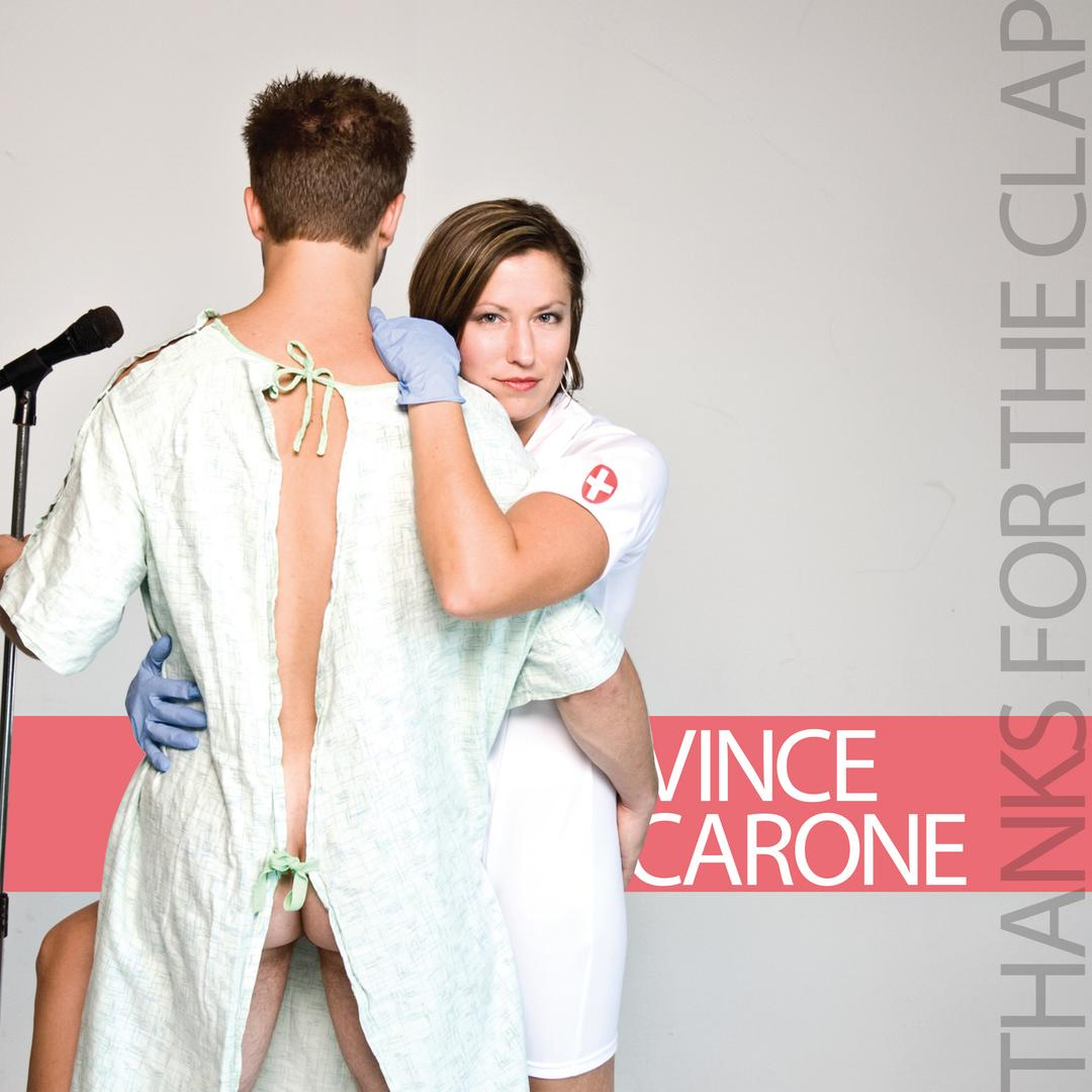 BMA110 - Vince Carone - Thanks For The Clap.jpg