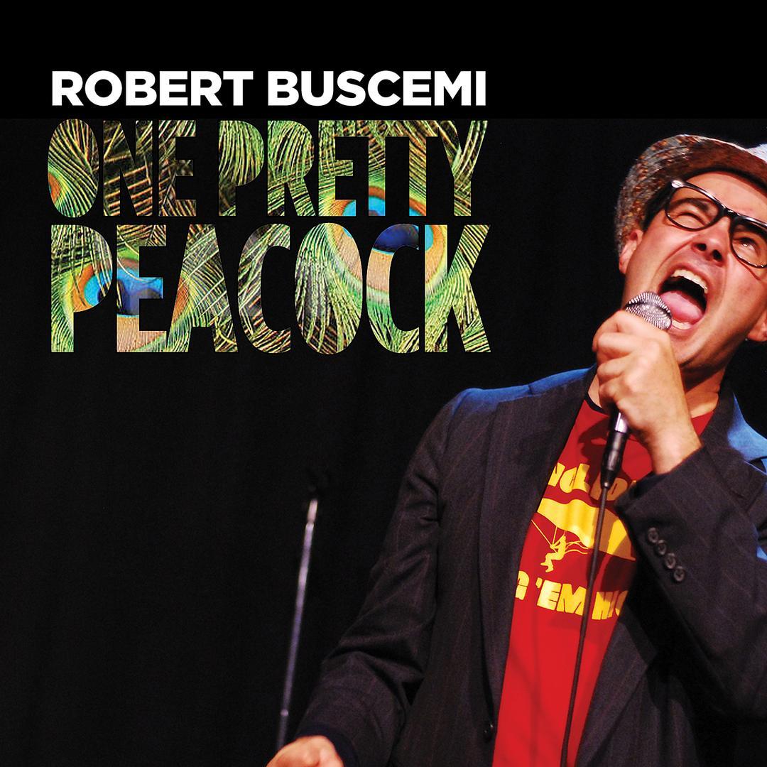 BMA086 - Robert Buscemi - One Pretty Peacock.jpg