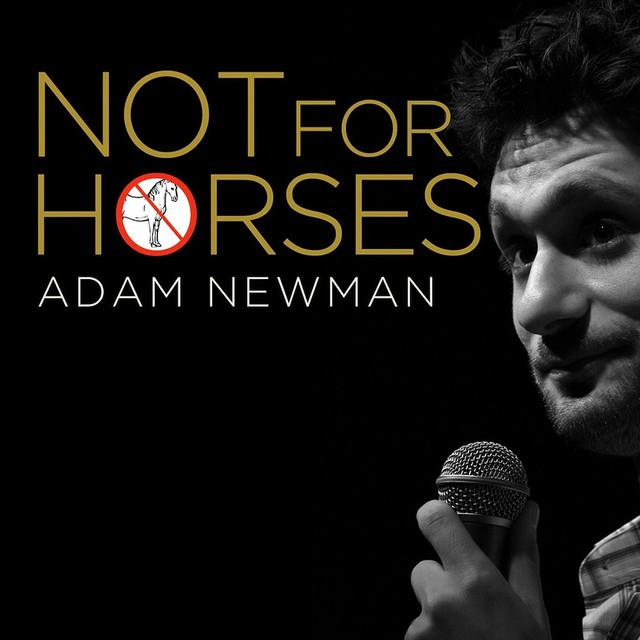 BMA064 - Adam Newman - Not For Horses.jpg