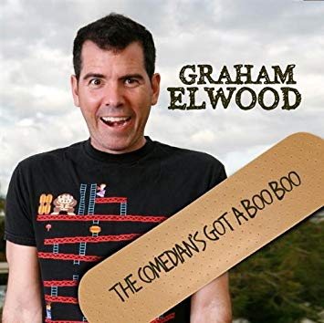BMA034 - Graham Elwood - The Comedian's Got a Boo Boo.jpg