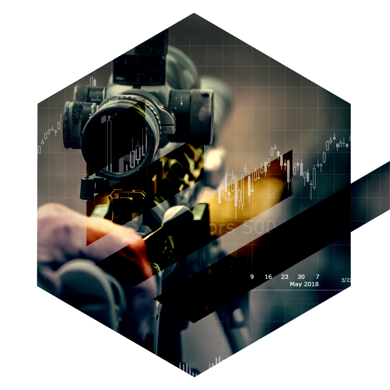 Texas Sharpshooter (Live) - Take advantage of market manipulation by the