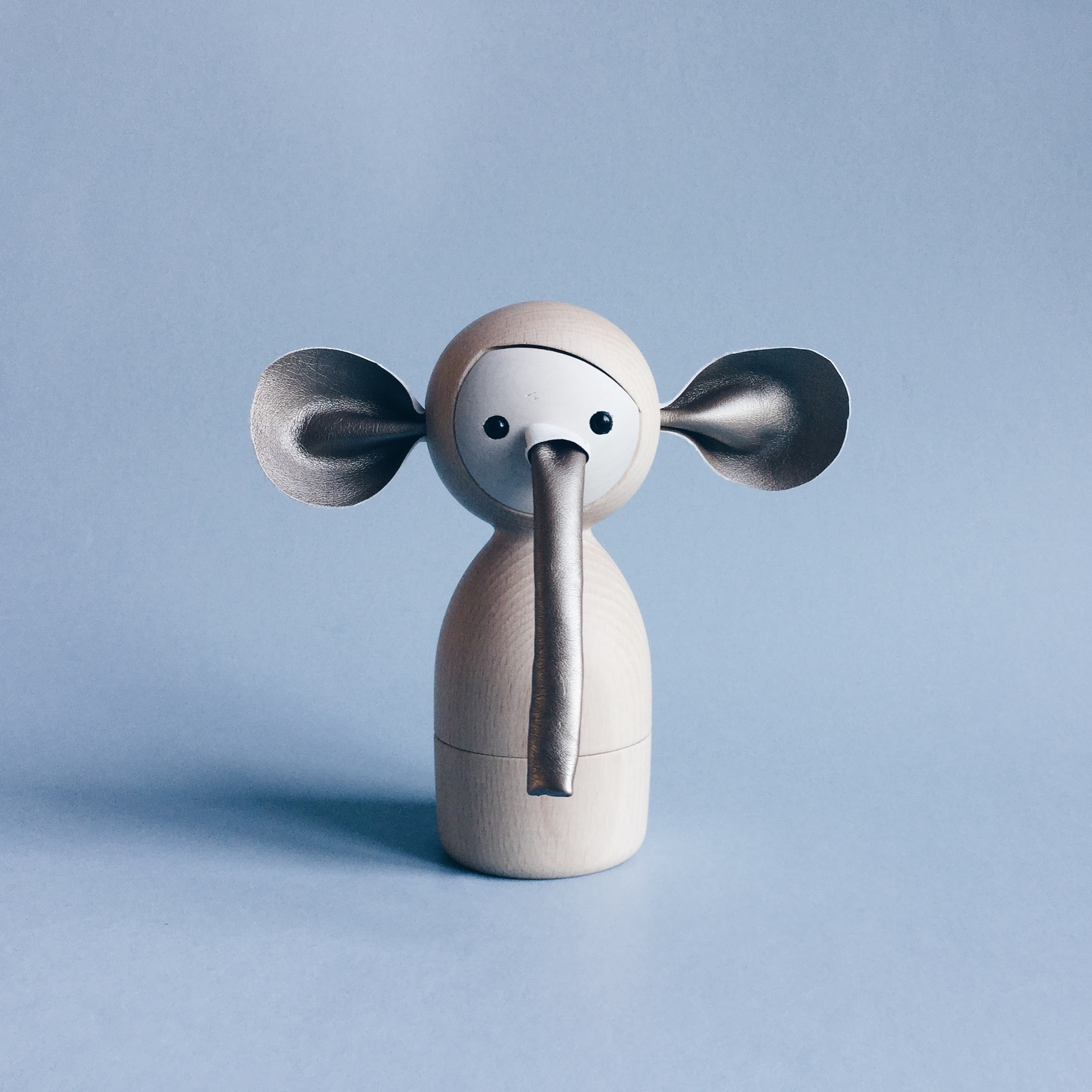 Minimal beautiful form allow children to express themselves freely