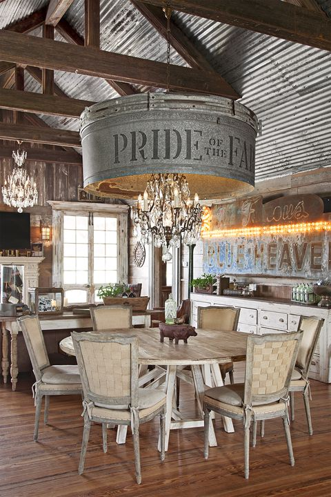 Reclaimed Farmhouse
