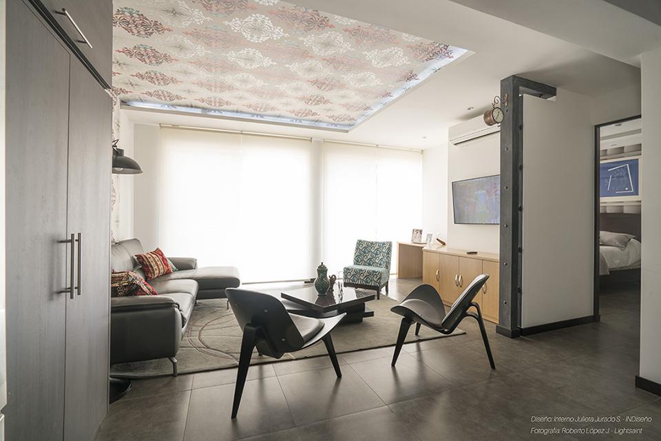 """Loft - """"Un espacio pequeño, puede ser espectacular y funcional"""""""