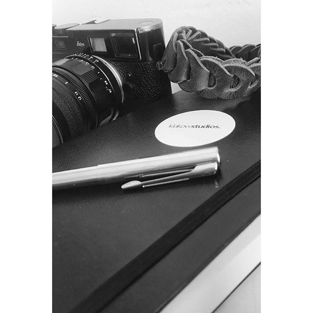 things. #friday #blackandwhite #pen #meeting #leica #studios #essentials #leicam #leicacamera #leicacraft #leicaq #leicaphoto #leicaphotography #photography #photographer #black #simple