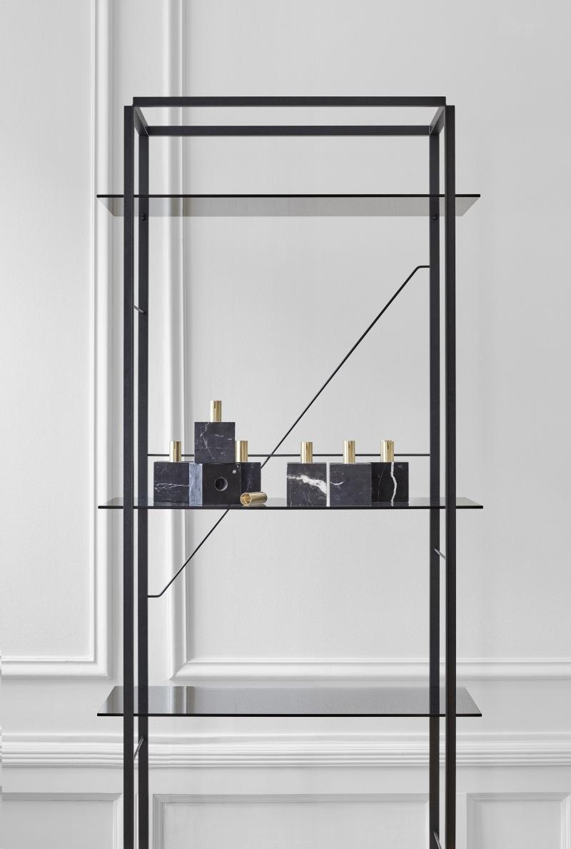 LOW RES Florence Shelf, Block Candle Holder, The Dark Room, Image, New Works, Low Res.jpg