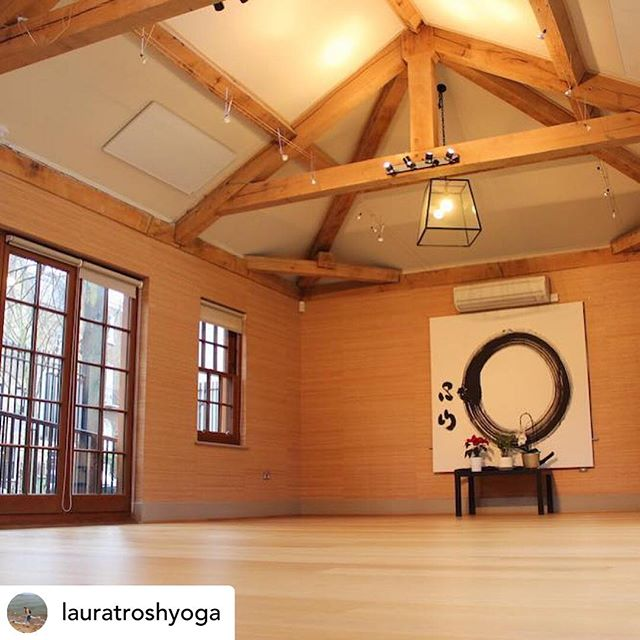 Join Laz for a super chill restorative yoga session next Saturday and allow your stress to melt away ☃️ ☃️ ✨ Posted @withrepost ❣️ @lauratroshyoga Join me on Saturday 4th May (may the fourth be with you) at 12.15-13.45 for a Restorative Yoga session at the beautiful @zenyogalondonse5 in Camberwell. There will be gentle movement 🙆‍♀️, there will be restorative yoga 💆‍♀️ and there will be 1:1 sound healing via singing bowls placed onto the body 🥣🎵 Let go of the stress of the week and relaxxx into the bank holiday weekend. Head the link in my bio for tickets & more info. Everyone welcome! 💖