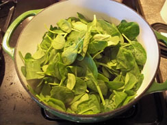 Sauteed Spinach 008