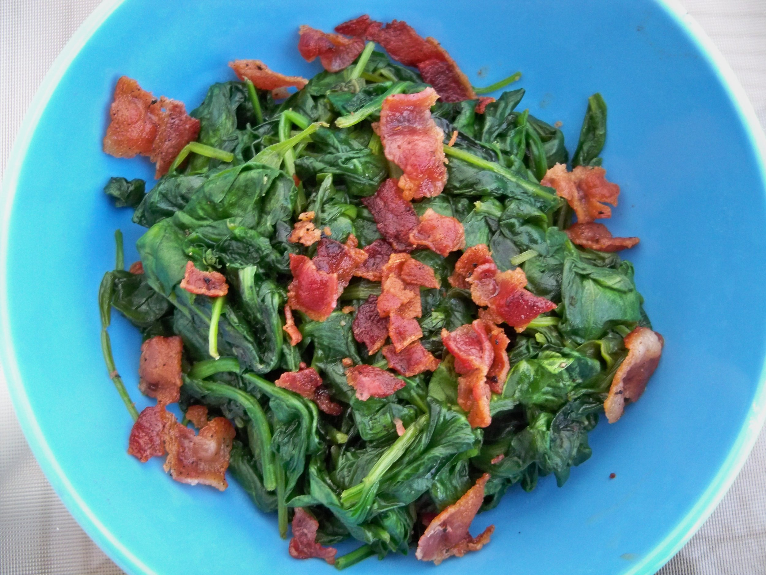 Sauteed Spinach 017