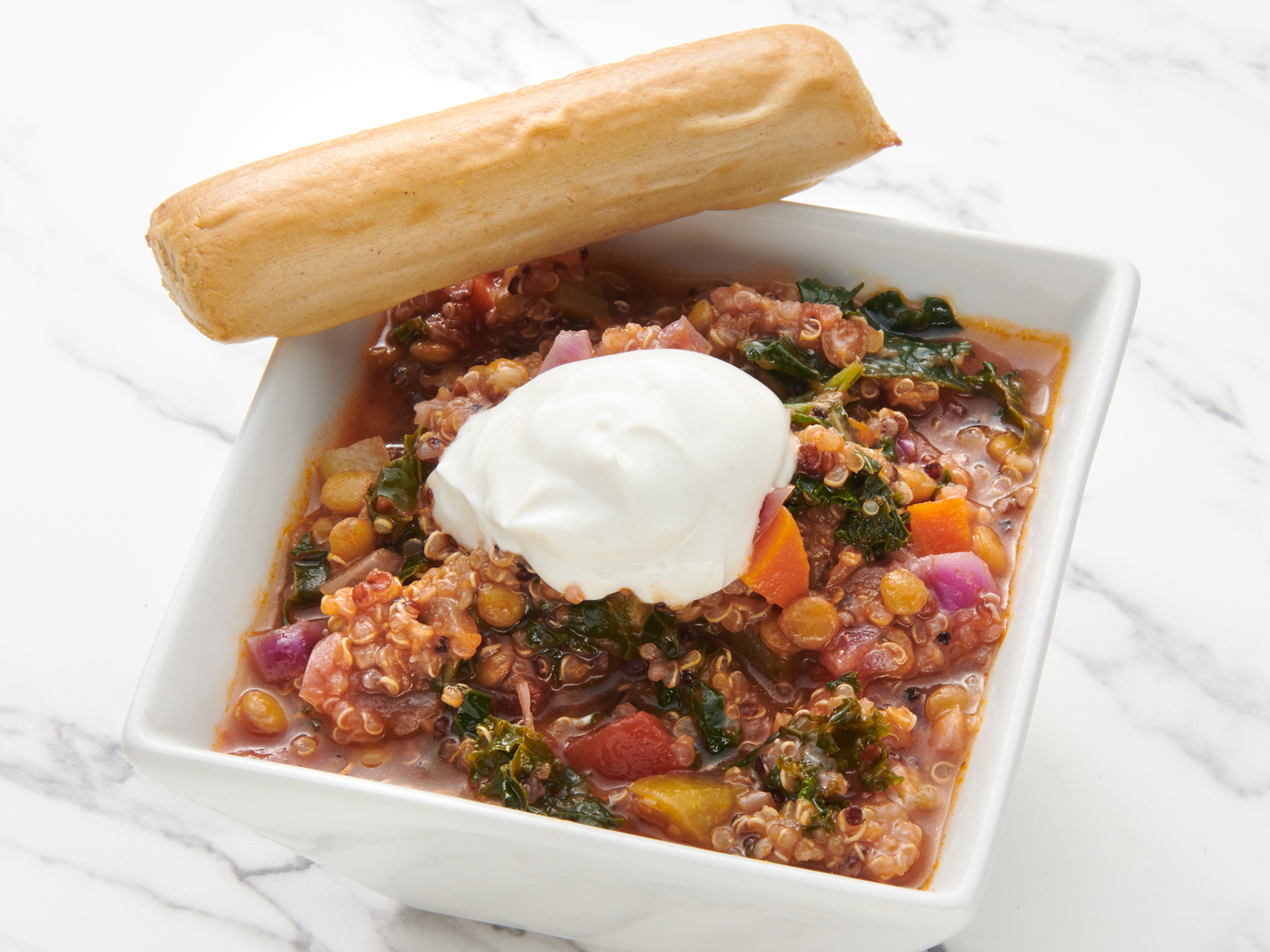 Quinoa Vegetable Stew