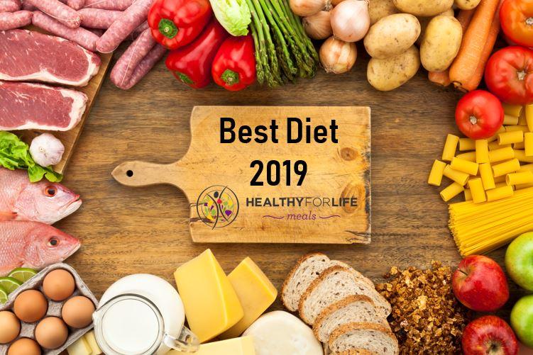 Best Diet 2019 Ranking