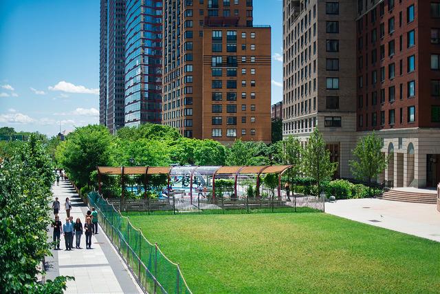 Battery Park City -