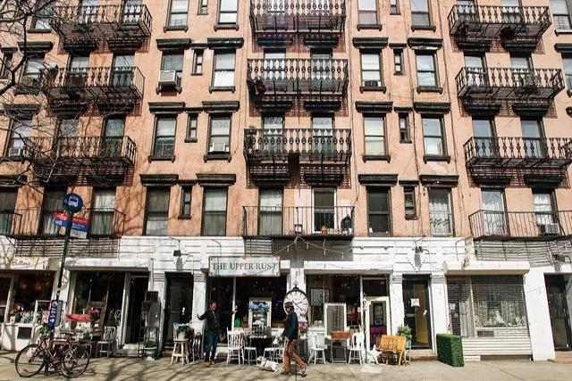 East Village -