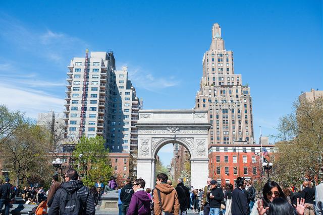 Greenwich Village -