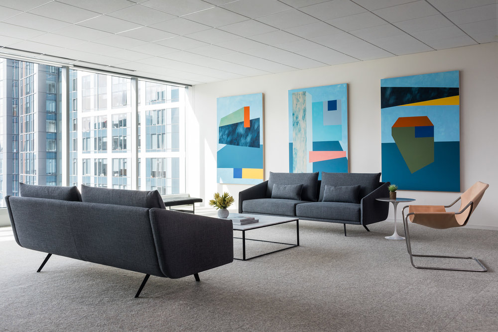 Seaport Law Firm Henley Design Interior Design Studio Based In Boston Ma