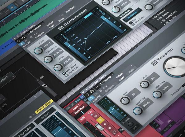Studio One - Compressors & Dynamics