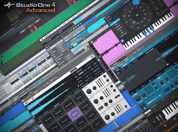 Studio One 4 Advanced