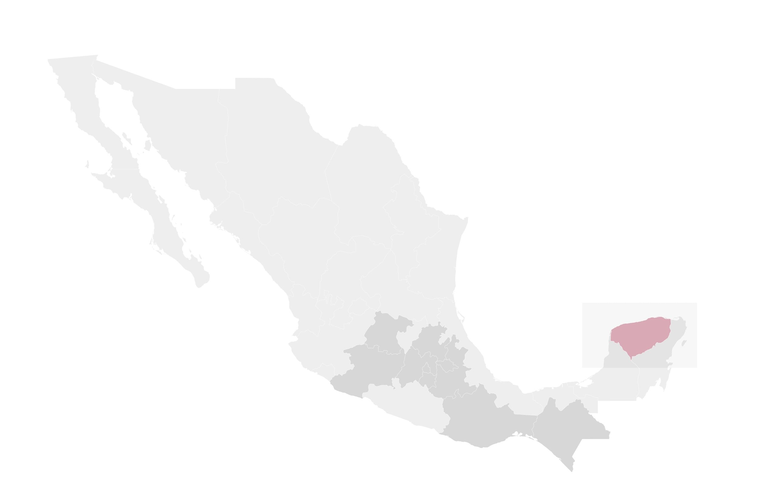 Zona Este - Yucatan