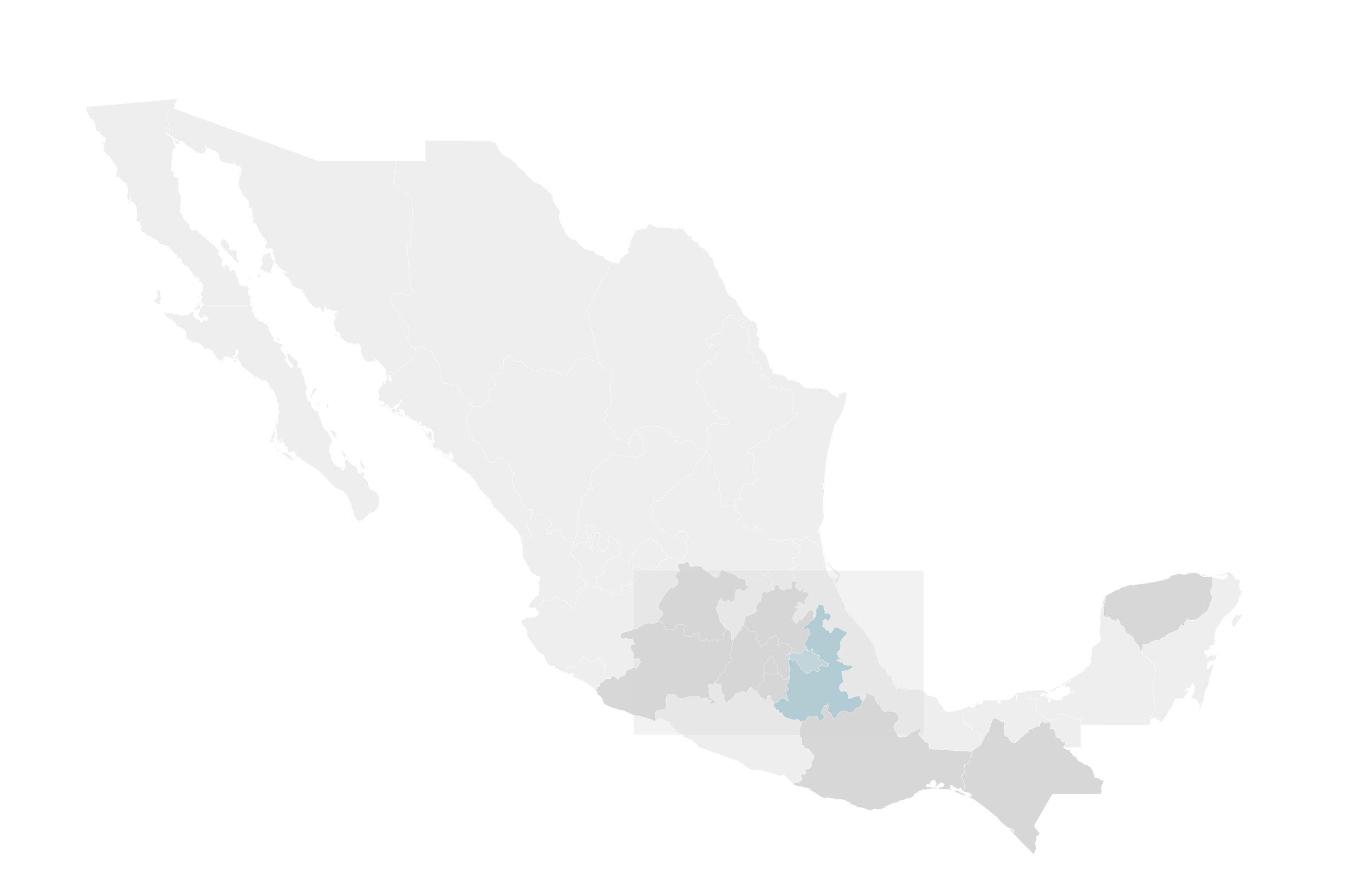 Zona Centro-Este - Puebla I Tlaxcala