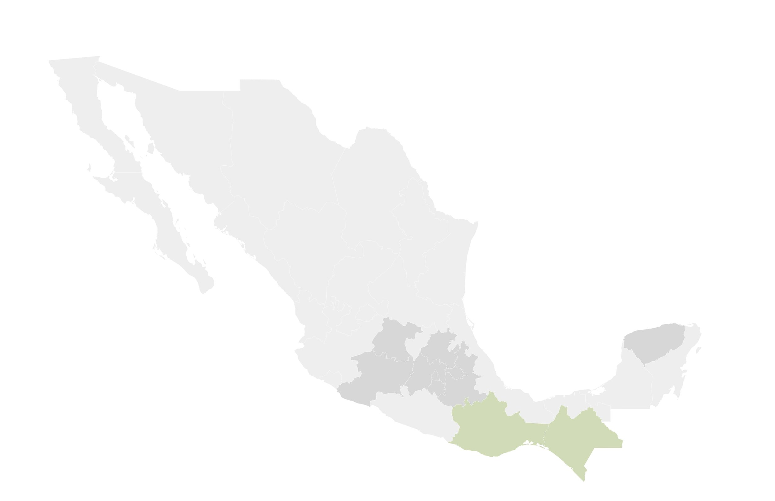 Zona Sur - Chiapas I Oaxaca