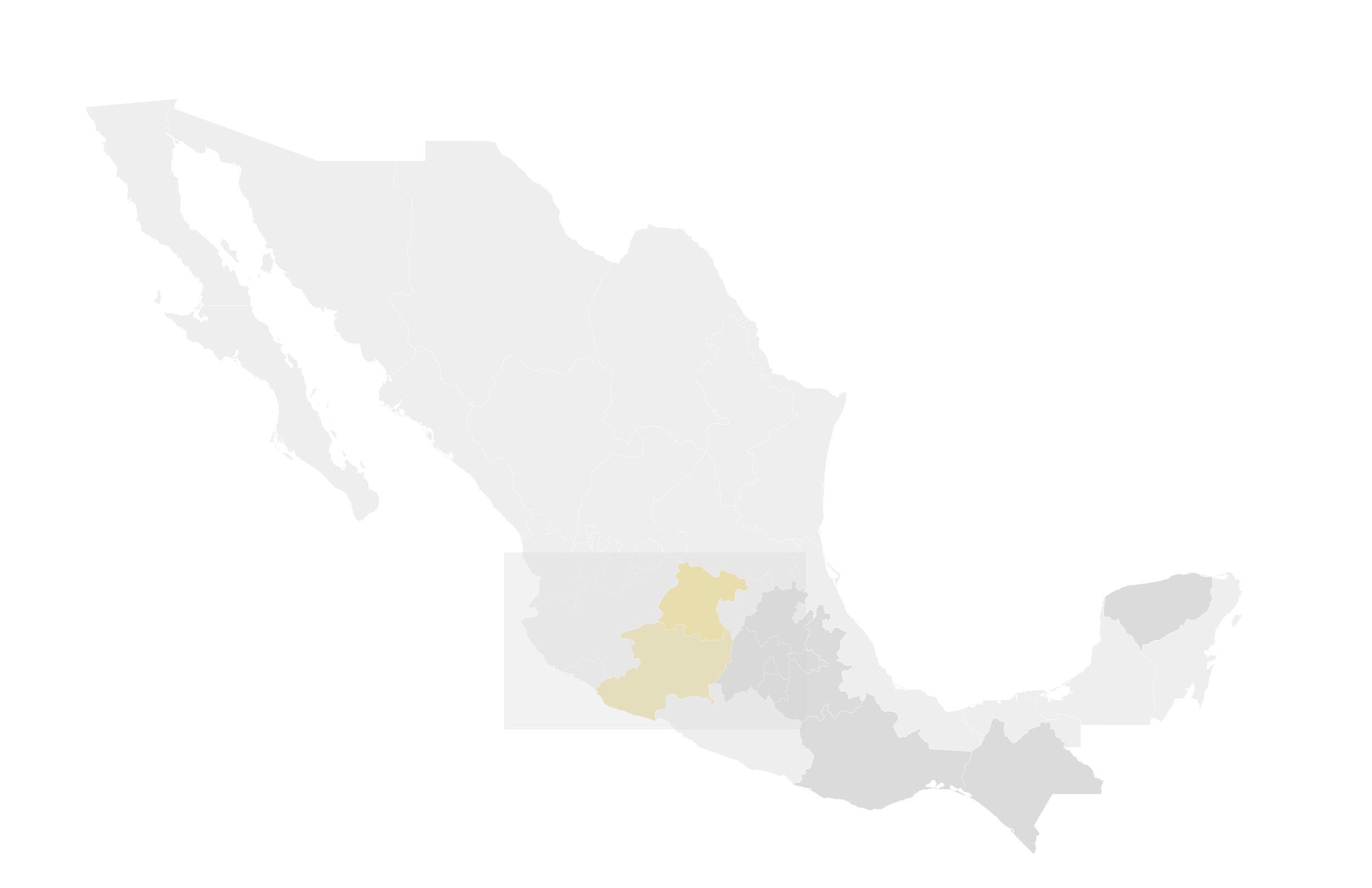 Zona Norte - Guanajuato I Michoacan