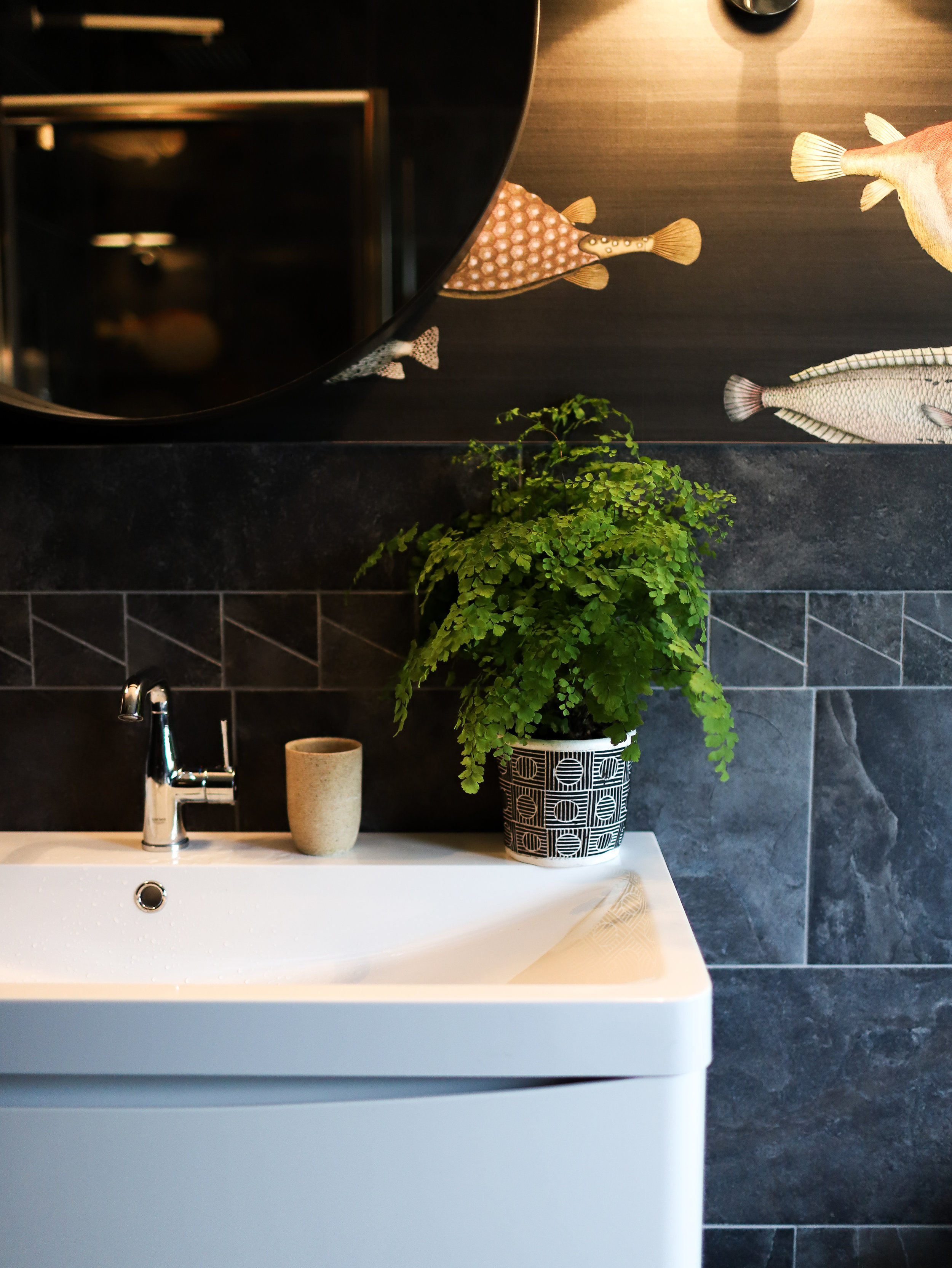 Soak Basin, Grohe Tap, The Find Interiors