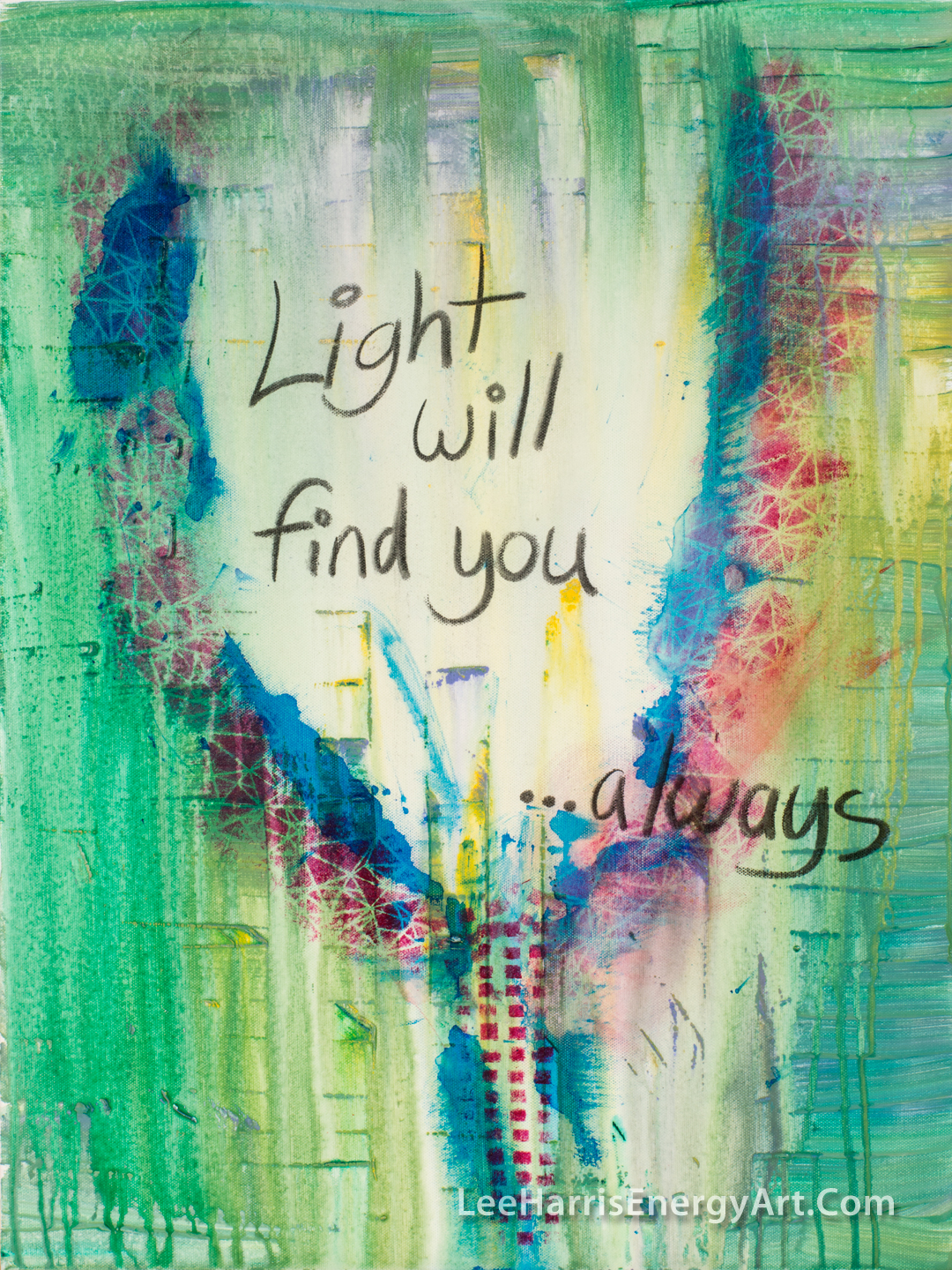 Light Will Find You