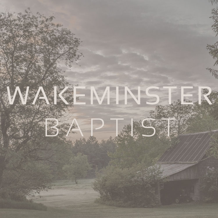 Wakeminster Baptist is a potential revitalization just north of Raleigh, NC, originally started in 1955. This church is currently interviewing pastoral candidates to take lead in helping them reach their local community of Creedmore and the Falls Lake region.