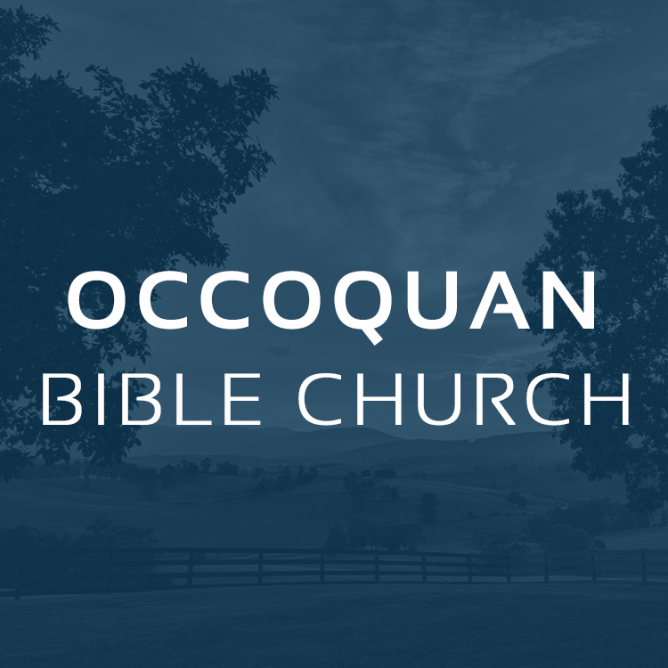Occoquan Bible Church is an established congregation located near the Occoquan river, outside of the Washington, DC, metro-area. Pastor David Schrock serves as the primary teaching pastor who earned 2 degrees from SBTS.