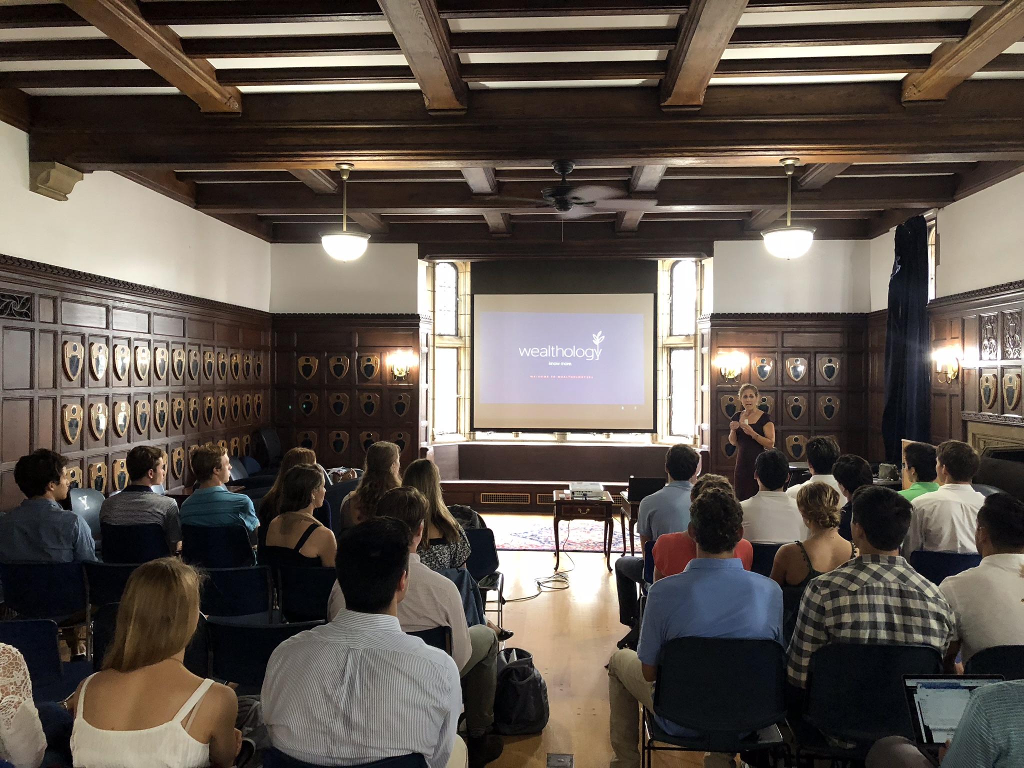 Yale University - Wealthology 101