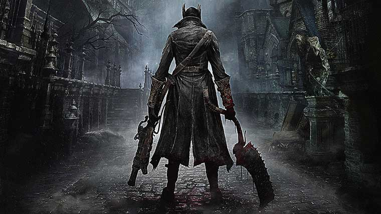 Bloodborne by From Software