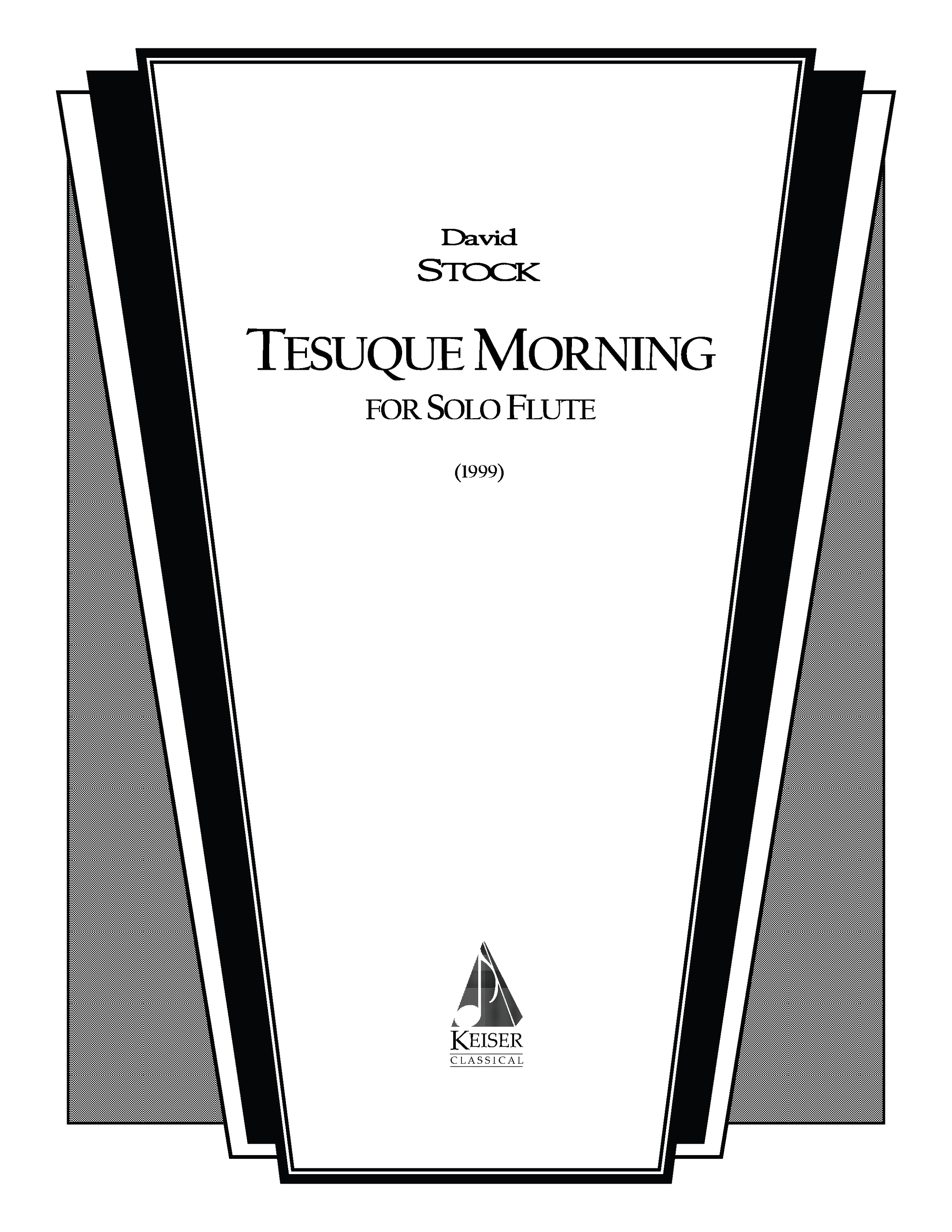 Tesuque Morning (1999) - Flute SoloRent/Buy: Keiser Music