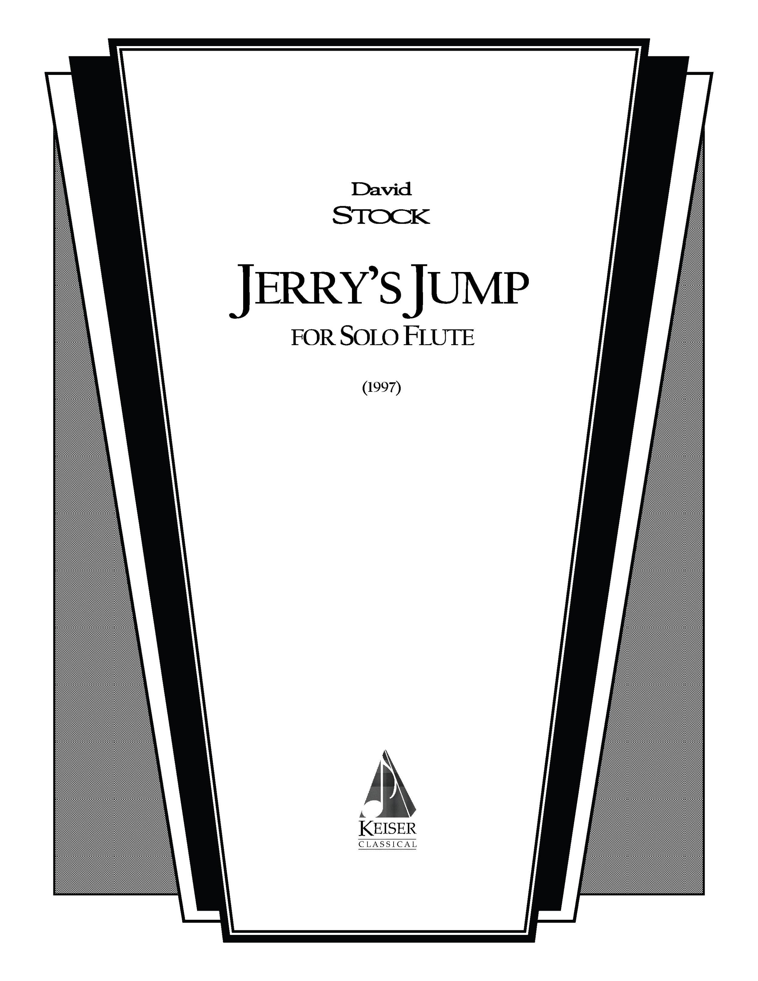Jerry's Jump (1997) - Flute SoloRent/Buy: Keiser Music