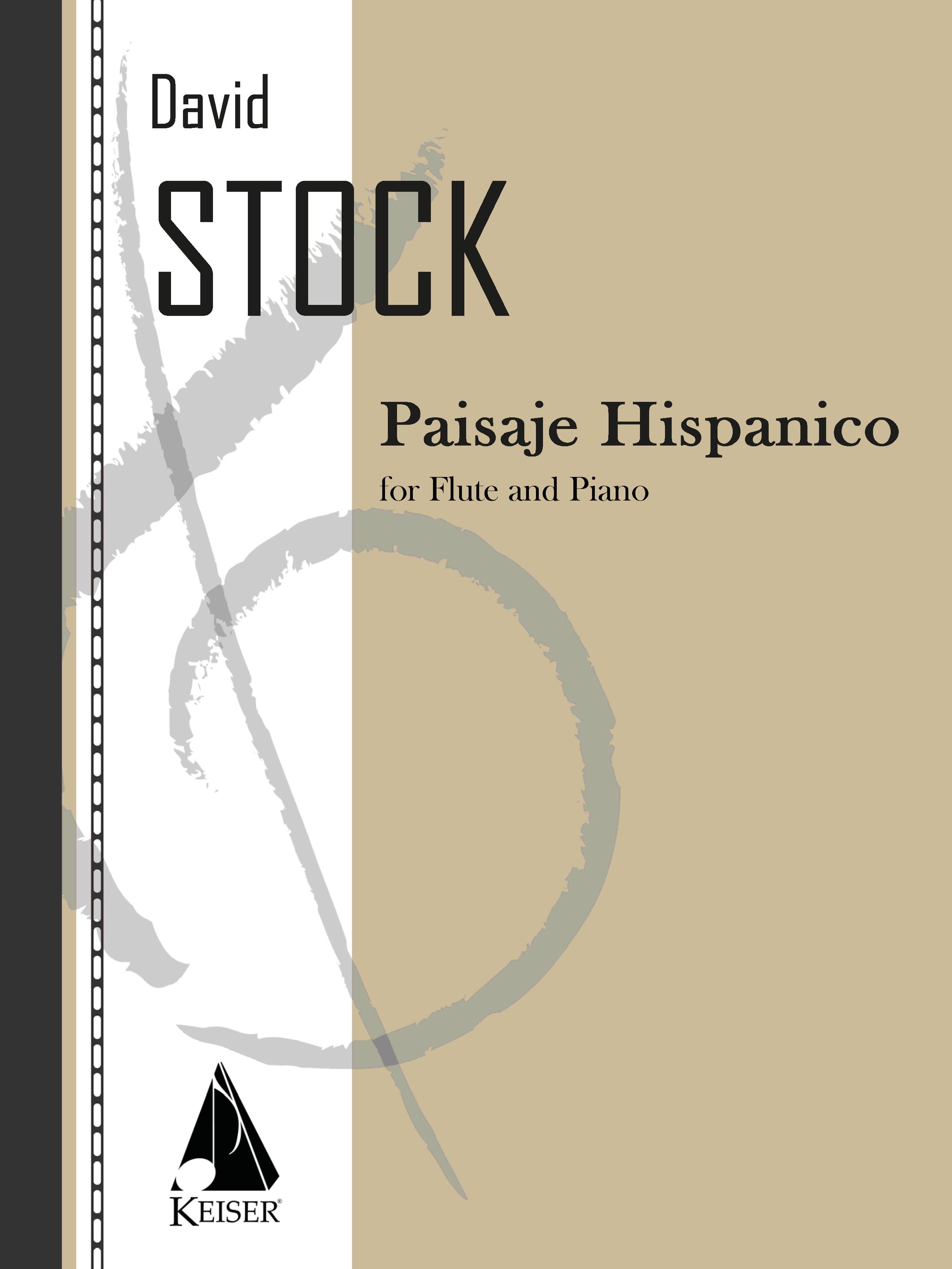 Paisaje Hispanico (2002) - Flute, PianoRent/Buy:Keiser Music
