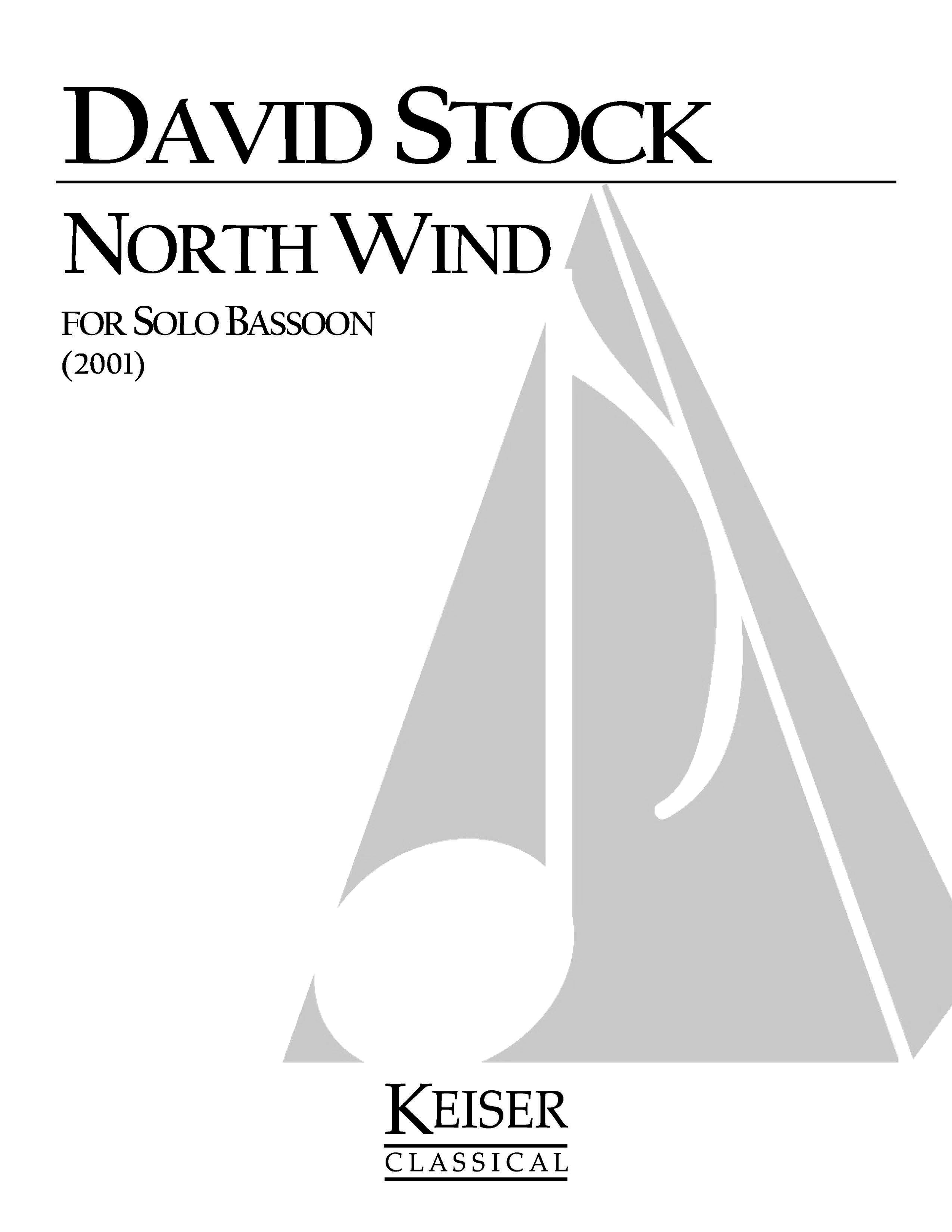 North Wind (2001) - Bassoon SoloRent/Buy: Keiser Music