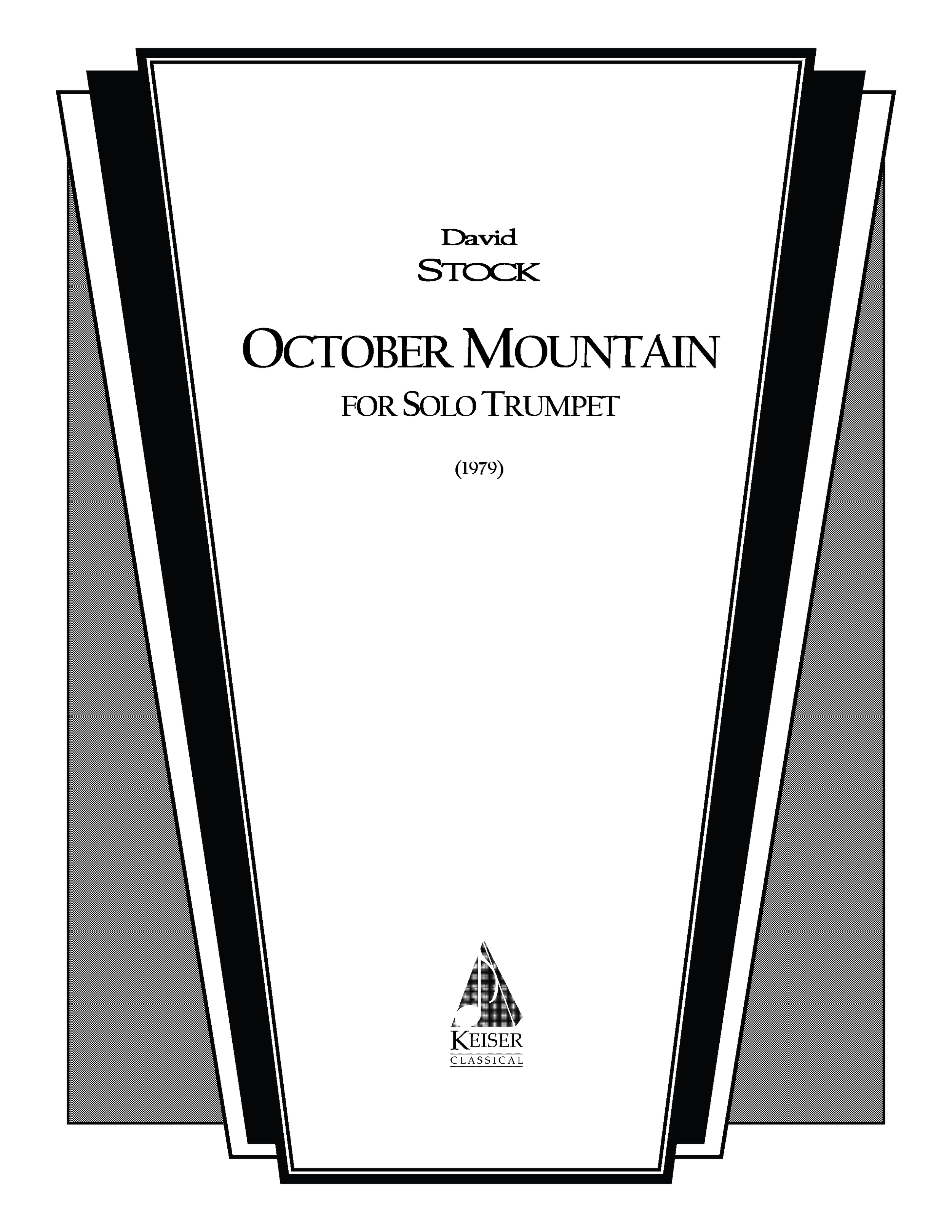 October Mountain (1979)  - Solo TrumpetRent/Buy: Keiser Music