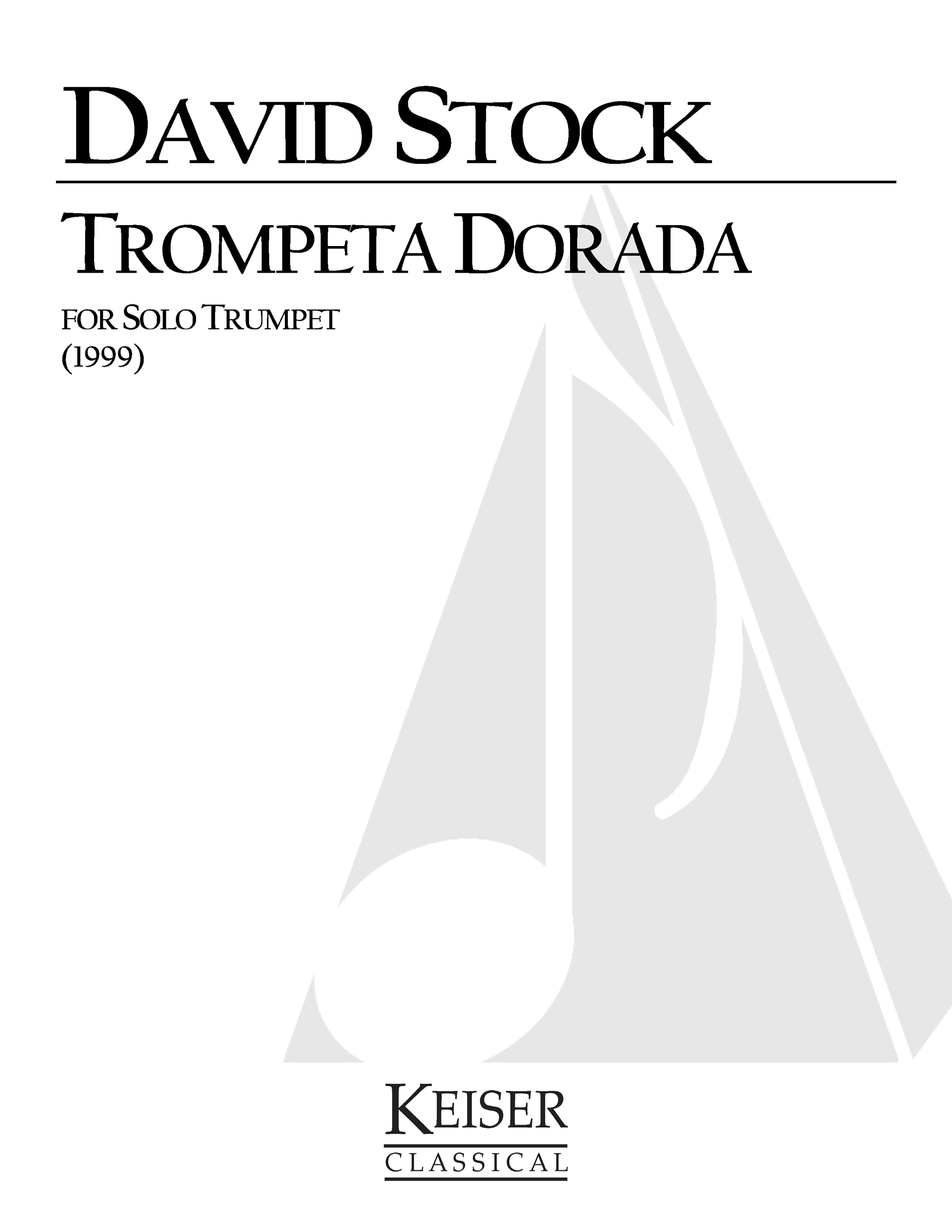 Trompeta Dorada (1999)  - Trumpet SoloRent/Buy: Keiser Music