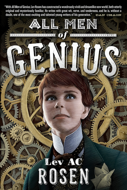 """""""A nimble twist on Victorian Romance... slyly examines the psychology and the aesthetics behind the act of human invention.""""  - The AV Club   """"A Great Deal of Fun.""""  - Publishers Weekly    Click Here for More"""