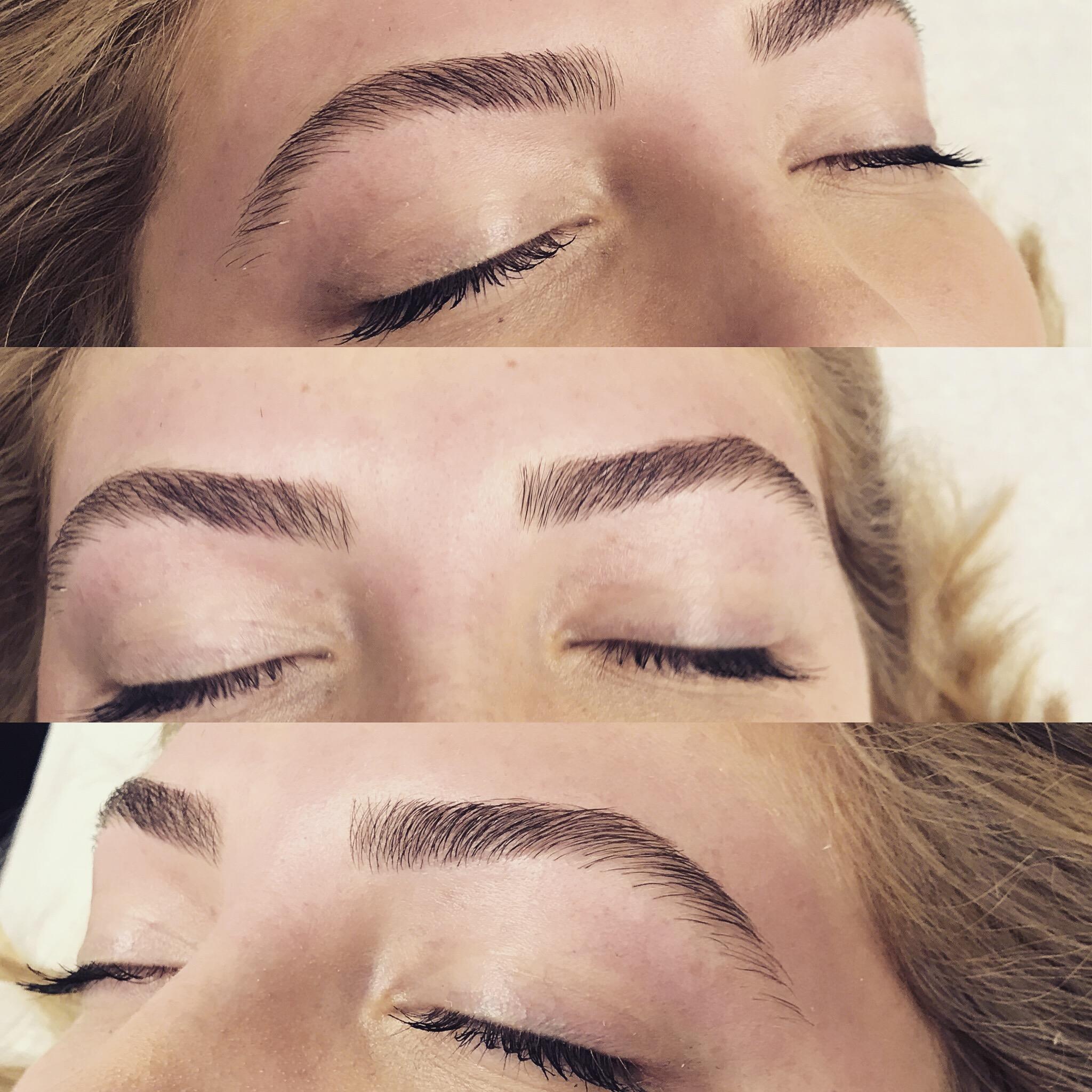 Brow Beauty Routine - Eyebrow Design & Lip Wax $30