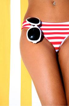 Bikini Beauty Routine - Brazilian Wax $50Brazilian Front Wax $40Bikini Wax $30+ Inner Thigh Strip or Stomach Strip included