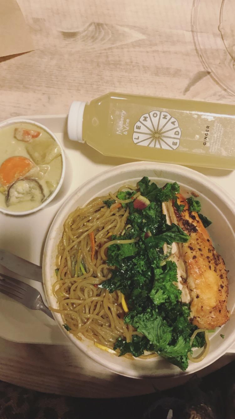 MULBERRY & VINE - quick & delicous & nutrious food