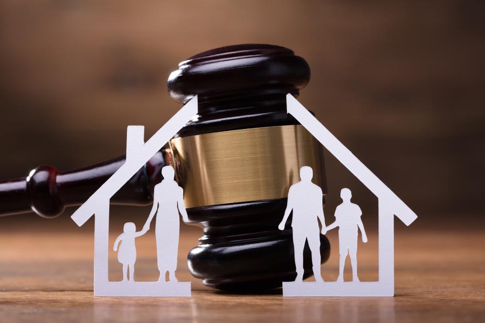 selling house after divorce