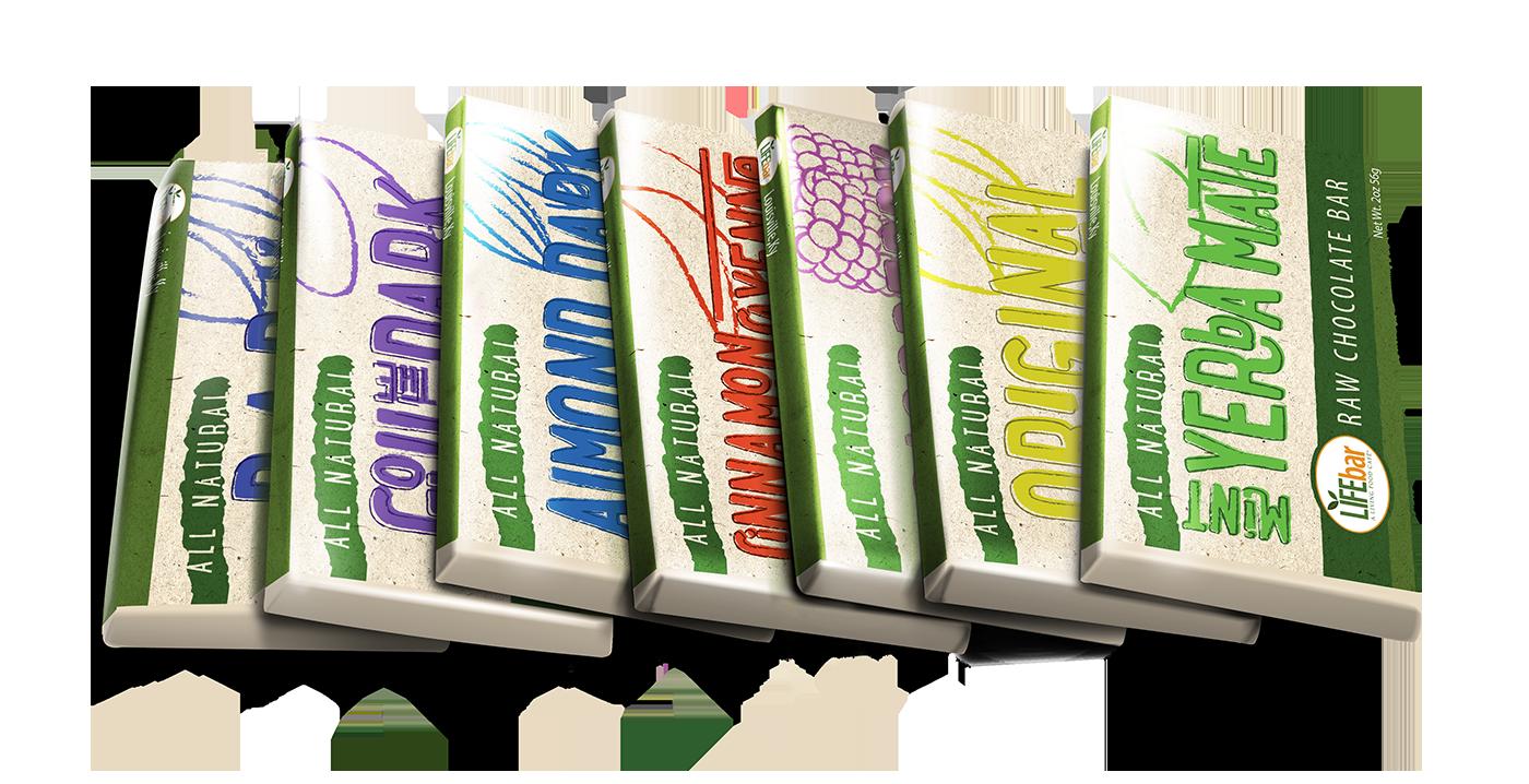 LIFEbar Package Design